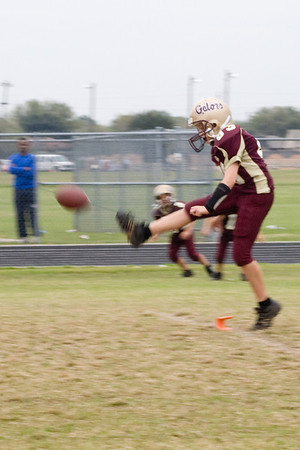 Hayden Football 2007