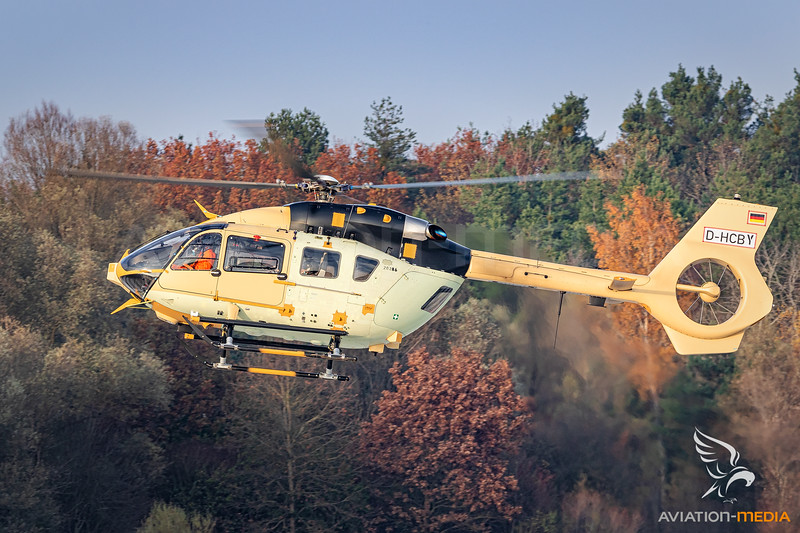 Airbus Helicopters / H145 / D-HCBY