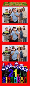 12/14/19 Luis DiRosa 21st Birthday Celebration PhotoStrips