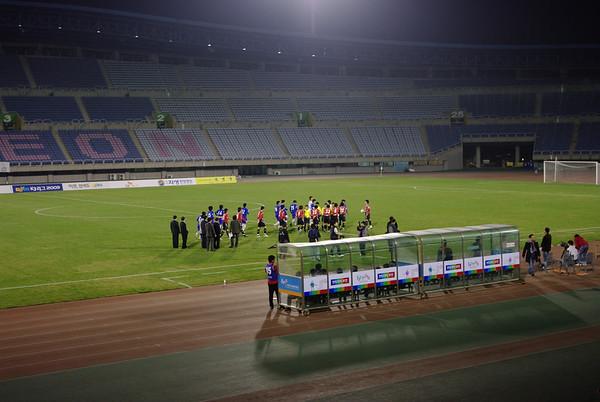 Bucheon FC home opener