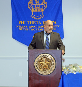 Spring 2018 Phi Theta Kappa Induction Ceremony