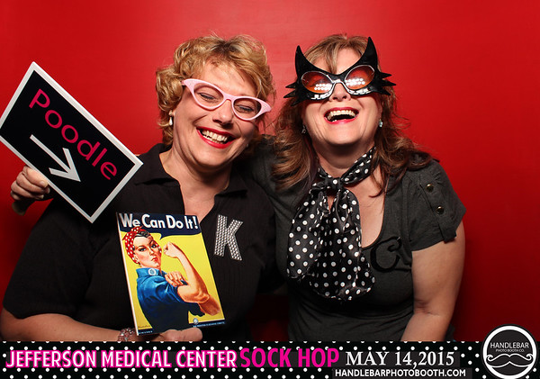 Jefferson Medical Center Sock Hop
