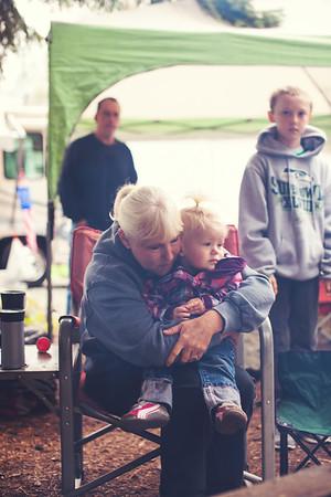 2014 - Camping Baker Lake Oct