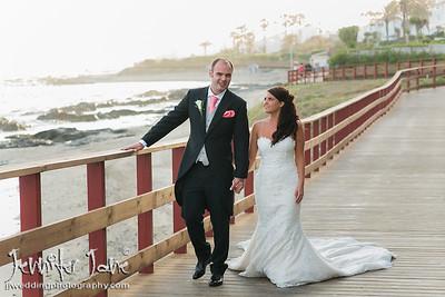 Sarah-Jane and Ben - El Oceano - Mijas Costa
