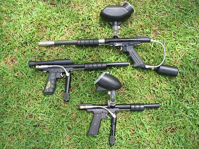 Paintball Gun Pictures