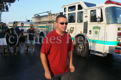 Lower Providence Fire Department in Ice Bucket Challenge