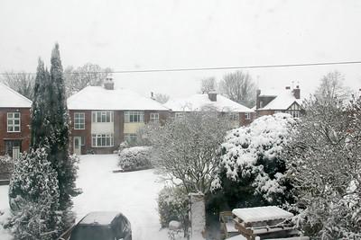 Snow 18/12/2010