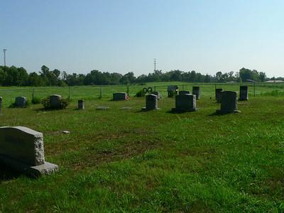 Burton Ashburn Cemetery