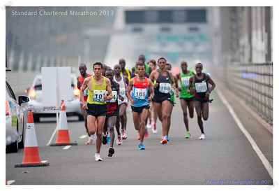 2013 Standard Chartered Marathon - 渣打馬拉松