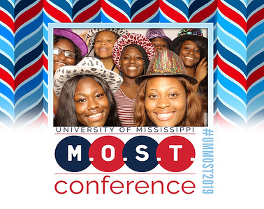 Ole Miss 2019 MOST Conference