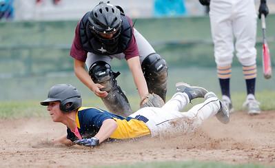 The Lincoln High Baseball