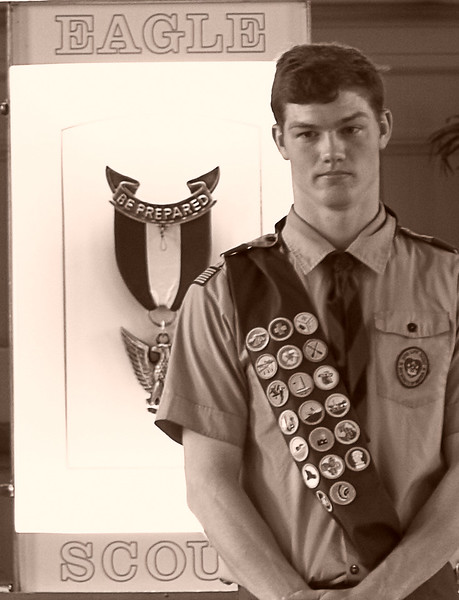Conner's Eagle Scout Court of Honor
