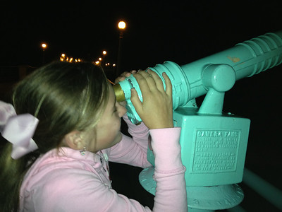 "Stargazing After ""Brave"" Manhattan Beach Pier"