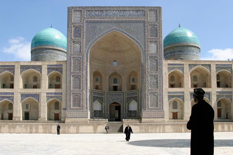 Mir-i-Arab medressa,Bukhara