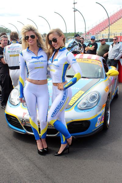 ST-Strategic Wealth Racing Porsche Cayman