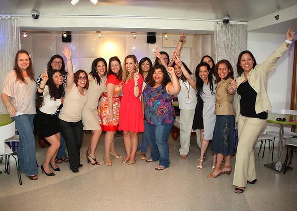 LATISM The First top latina retreat