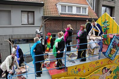 Carnavalstoet Steendorp 2011 - Deel 2