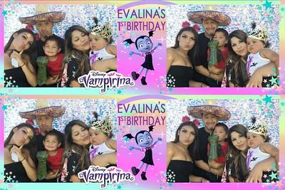 Evalina's 1st Birthday