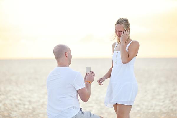 Kayla + Garrett Engagement