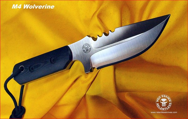 Available Relentless Knives 0918