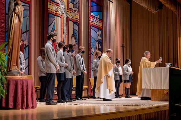 Eucharistic Minister Installation Mass - October 28, 2020