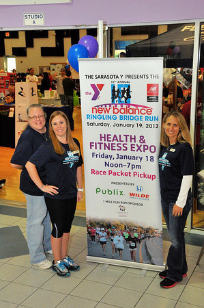 2013 New Balance Ringling Bridge Run Expo