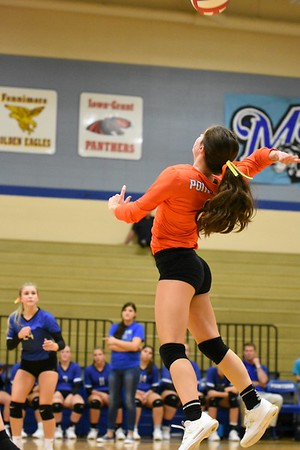 Riverdale @ Mineral Point Volleyball 9-19-19