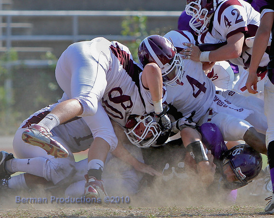 Scarsdale Football 2010