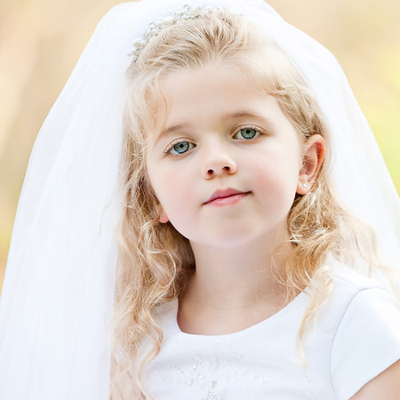 Miss Lillian's Holy Communion