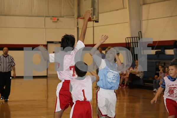 YMCA Basketball
