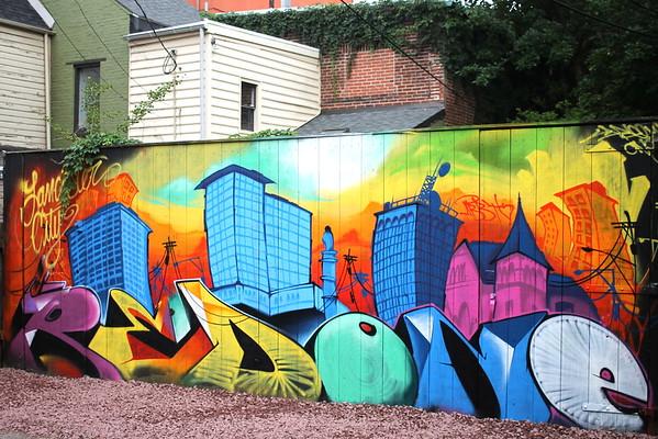 Lancaster Murals & Street Art