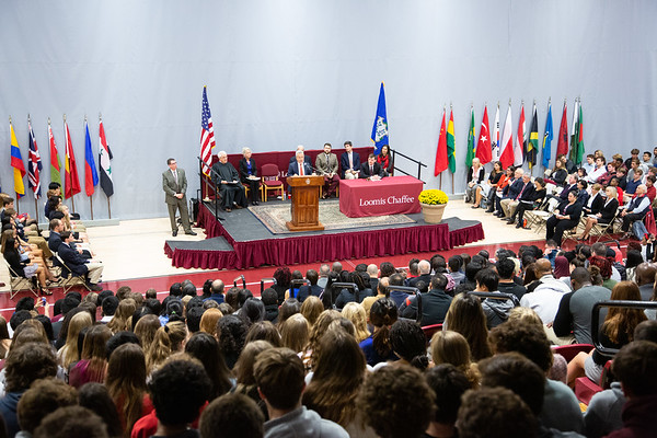 Naturalization Ceremony - October 2019