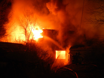 WEST MAHANOY TOWNSHIP HOUSE FIRE 4-1-2013 PICTURES AND VIDEO BY FRANK ANDRUSCAVAGE