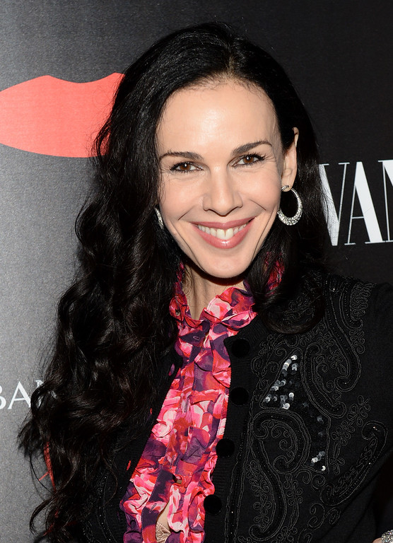 . Fashion designer L\'Wren Scott attends the launch celebration of the Banana Republic L\'Wren Scott Collection hosted by Banana Republic, L\'Wren Scott and Krista Smith at Chateau Marmont on November 19, 2013 in Los Angeles, California.  (Photo by Michael Kovac/Getty Images for Banana Republic)