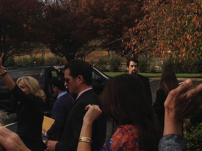 Jill Biden visits Asheville, 11-2-2012