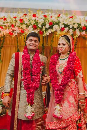 Surabhi & Samit