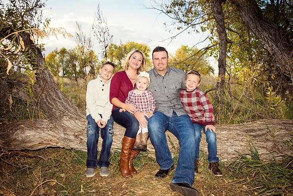 Samuelson Family
