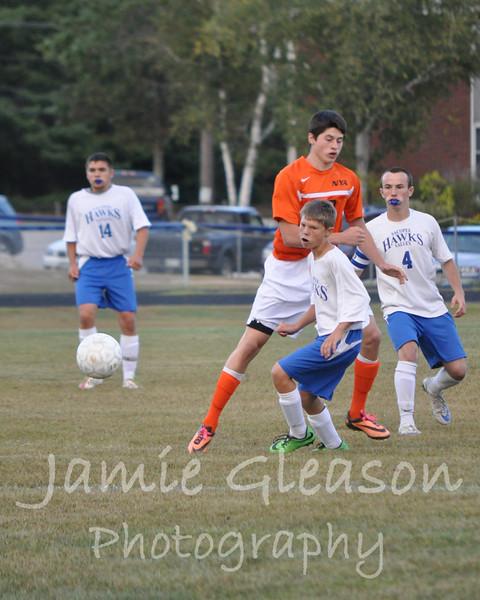 2014 SVHS Soccer