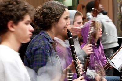 Rehearsal 11-16-09 post concert