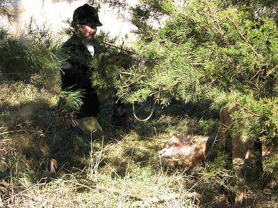 North Hills Hunt / Hunt @ Yutan / 12-13-2008