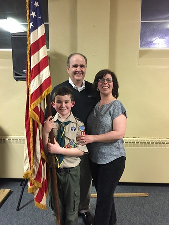 Pack 117 Crossover March 2015
