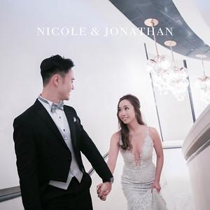 Wedding Day - Nicole and Jonathan ( Rosewood )