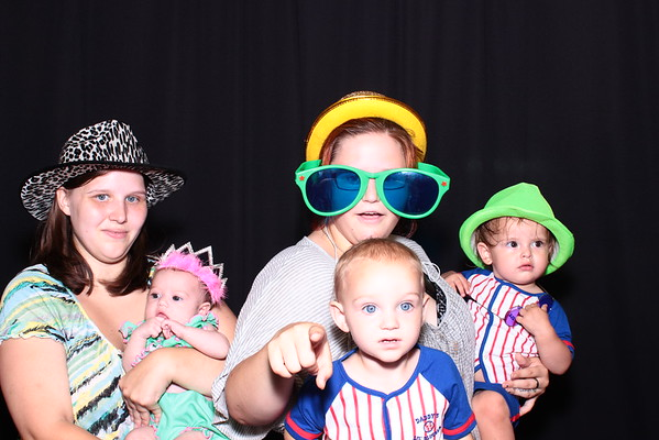Cherokee Nation Hospital Week Family Fun Night pics