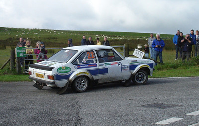 S. M. C. Members at the Solway Coast Rally (14th of August 2011)