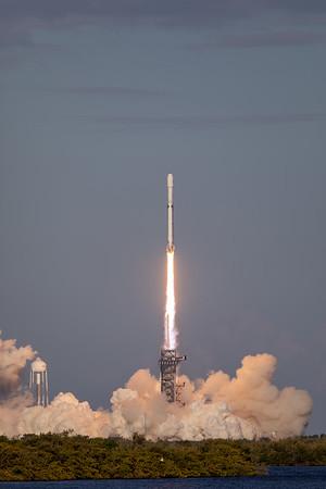 SpaceX Falcon Heavy Launch - April 11, 2019