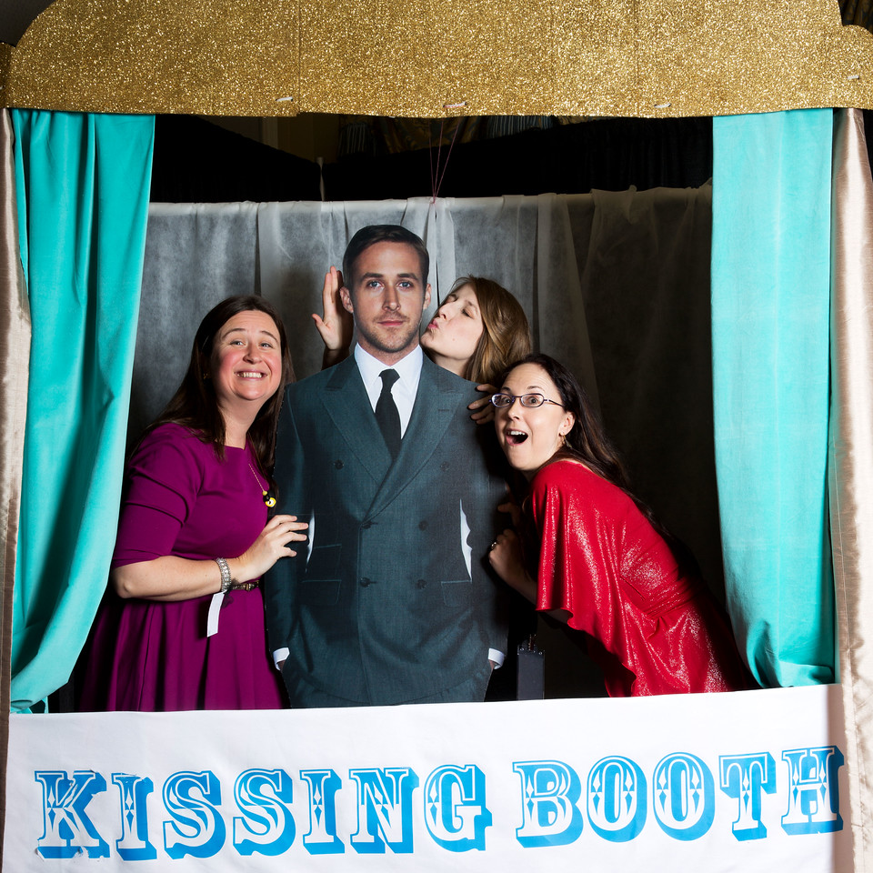 Photobooth Fun at the Carnival Mini Party during Alt Summit 2014