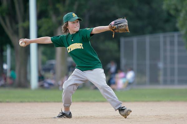 Lynhurst Baseball 3 - July 16 2007