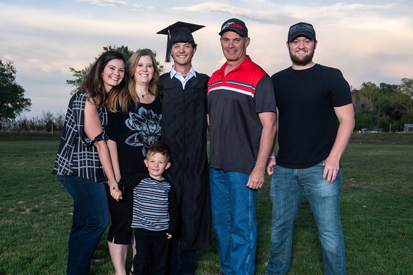 Kyle's Graduation Hoehne 2020