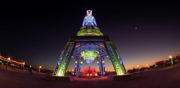 Burning Man 2019, Metamorphoses