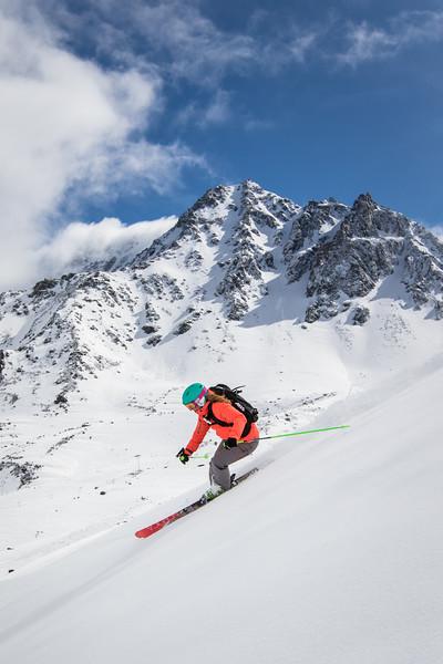 Skitest voor de Nerdelandse Ski Vereniging / Wintersport Magazine